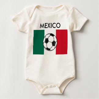 Flag of Mexico   Soccer ball Creeper