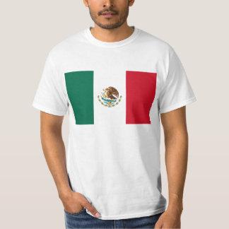 Flag of Mexico T Shirt