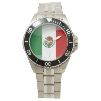 Flag of Mexico Watch