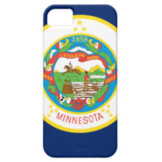 Flag Of Minnesota Case For The iPhone 5