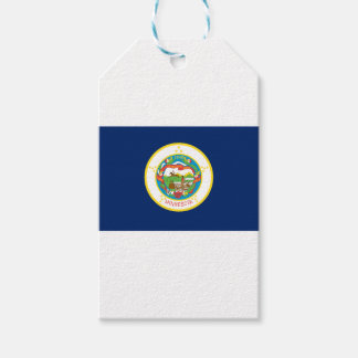 Flag Of Minnesota Gift Tags