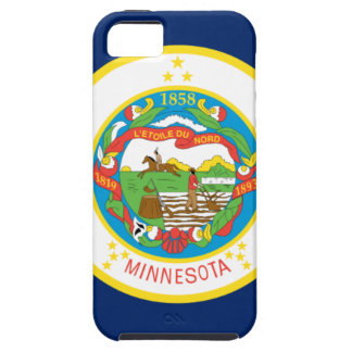Flag Of Minnesota iPhone 5 Case