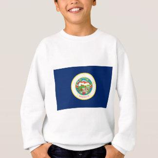 Flag Of Minnesota Sweatshirt