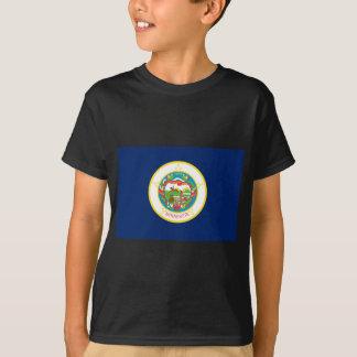 Flag Of Minnesota T-Shirt