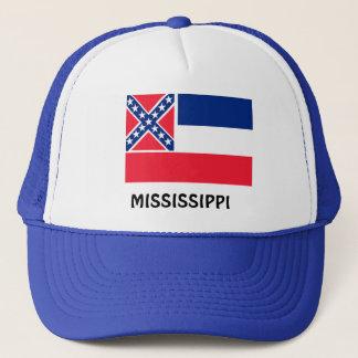 Flag of Mississippi Trucker Hat