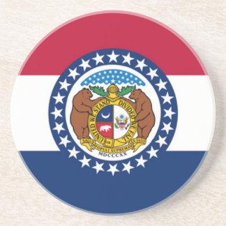 Flag Of Missouri Coaster