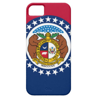 Flag Of Missouri iPhone 5 Cover