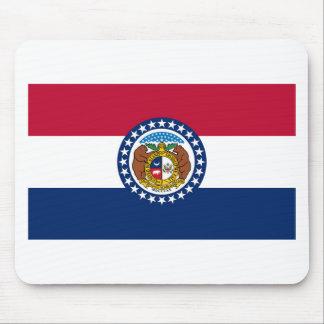 Flag Of Missouri Mouse Pad