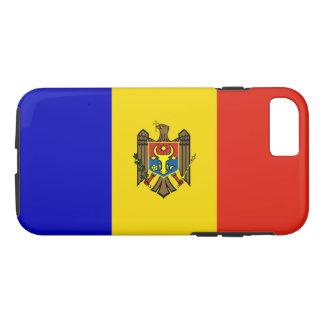 Flag of Moldova iPhone 7 Case