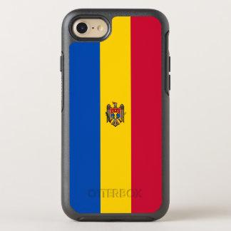 Flag of Moldova OtterBox iPhone Case