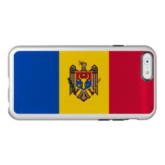 Flag of Moldova Silver iPhone Case Incipio Feather® Shine iPhone 6 Case