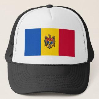 Flag_of_Moldova Trucker Hat