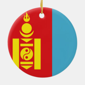 Flag of Mongolia Ornament
