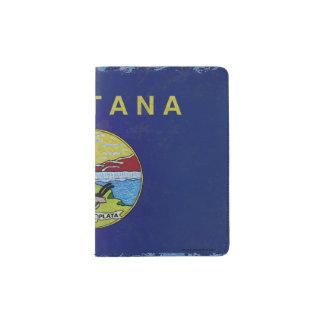 Flag of Montana Passport Holder
