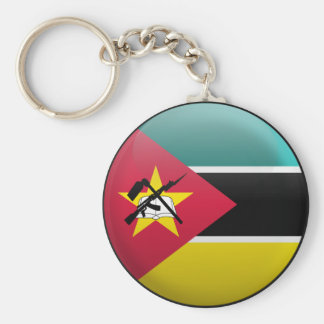 Flag of Mozambique Keychain