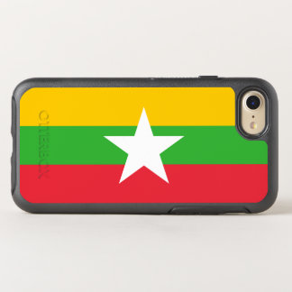 Flag of Myanmar OtterBox iPhone Case