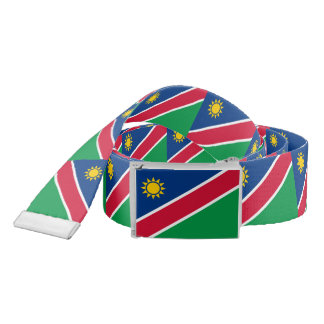 Flag of Namibia Belt
