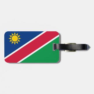 Flag of Namibia Luggage Tag