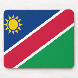 Flag of Namibia Mouse Pad