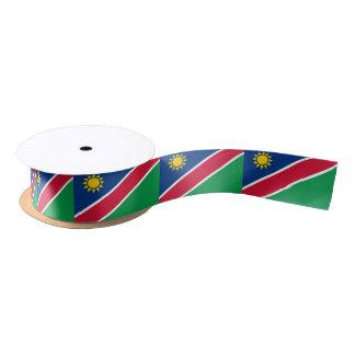 Flag of Namibia Satin Ribbon