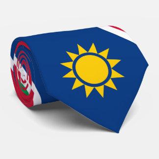 Flag of Namibia Tie