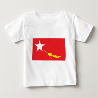 Flag of National League for Democracy Baby T-Shirt