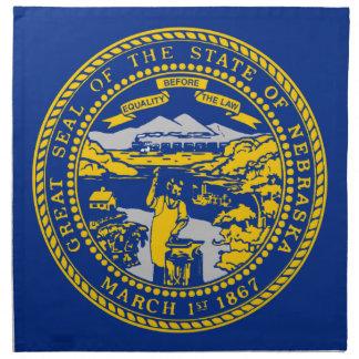 Flag Of Nebraska Napkin