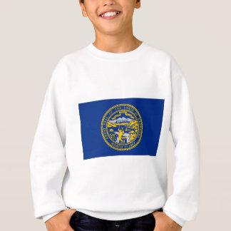 Flag Of Nebraska Sweatshirt