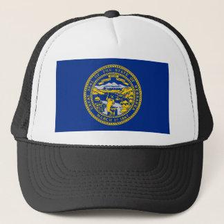Flag Of Nebraska Trucker Hat