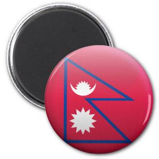 Flag of Nepal Magnet