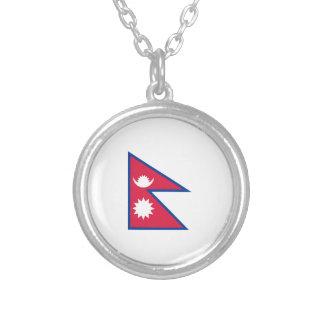 FLAG OF NEPAL CUSTOM JEWELRY