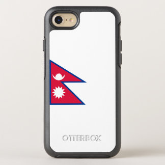 Flag of Nepal OtterBox iPhone Case