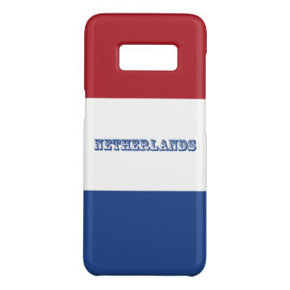 Flag of Netherlands Case-Mate Samsung Galaxy S8 Case
