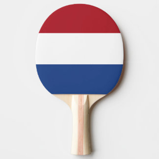 Flag of Netherlands Dutch Flag Amsterdam Holland Ping Pong Paddle