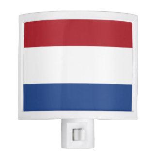 Flag of Netherlands Nite Light