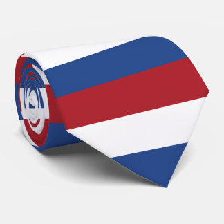 Flag of Netherlands Tie