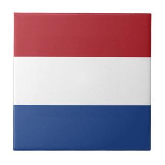 Flag of Netherlands Tile