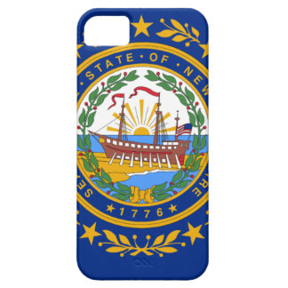 Flag Of New Hampshire Case For The iPhone 5