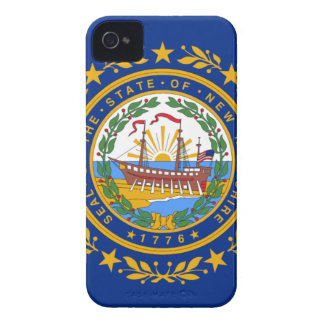 Flag Of New Hampshire Case-Mate iPhone 4 Case