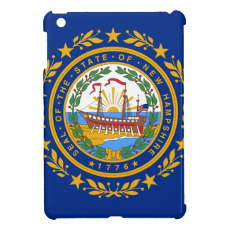 Flag Of New Hampshire iPad Mini Covers