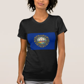 Flag Of New Hampshire T-Shirt