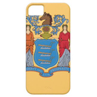 Flag Of New Jersey Case For The iPhone 5