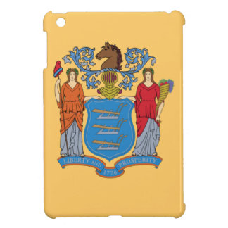 Flag Of New Jersey Cover For The iPad Mini