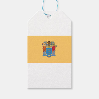 Flag Of New Jersey Gift Tags