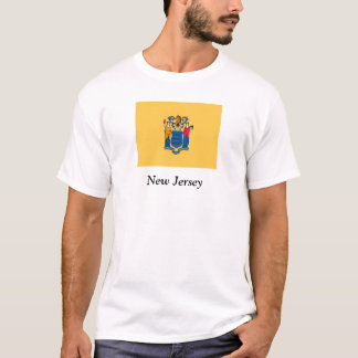 Flag of New Jersey T-Shirt