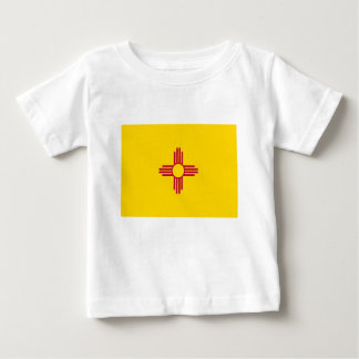 Flag Of New Mexico Baby T-Shirt