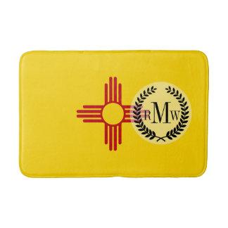 Flag of New Mexico Bath Mat