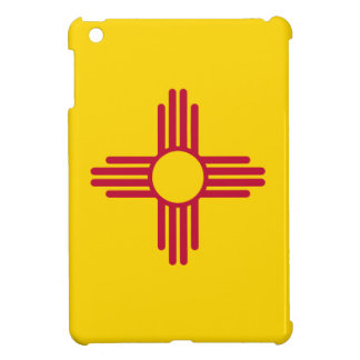 Flag Of New Mexico Case For The iPad Mini