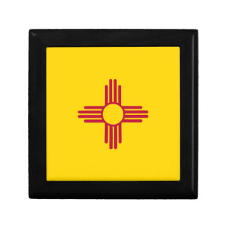 Flag Of New Mexico Gift Box