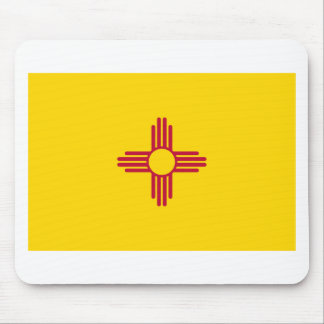 Flag Of New Mexico Mouse Pad